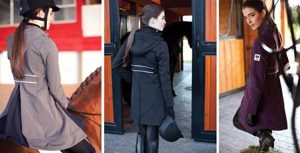 Equestrian Coat Always Good Want It Have It