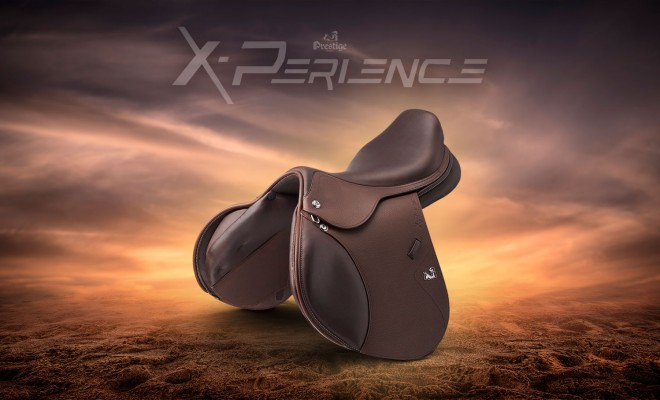 New saddle from the Prestige family! X-Perience! – Want it